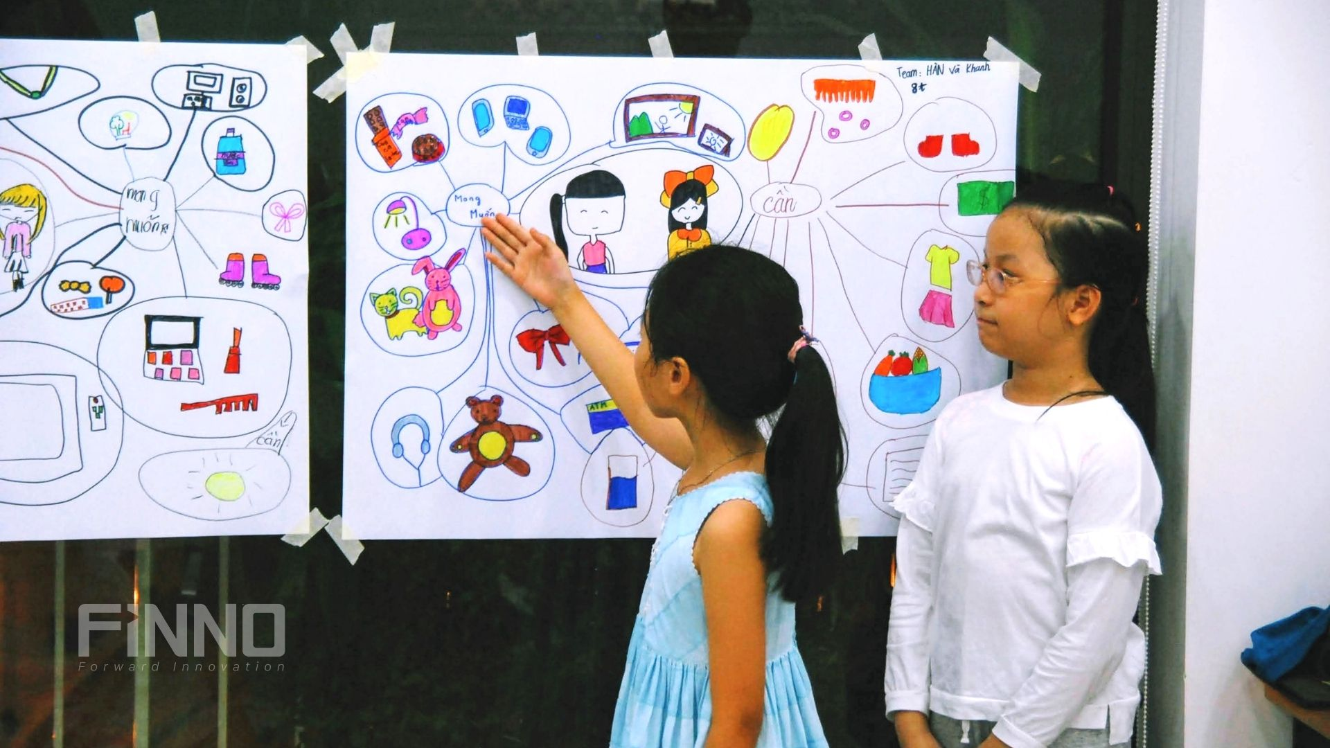 FiNNO - Creative Kids - Thuyết trình (1)